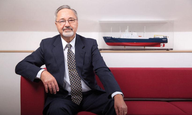 Constantin Sava presents ECO-BASE