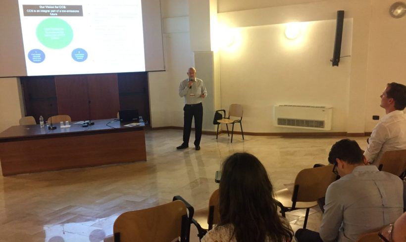 Workshop at Sulcis Summer School